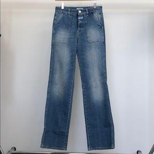 Closed Denim Wide Leg Jeans